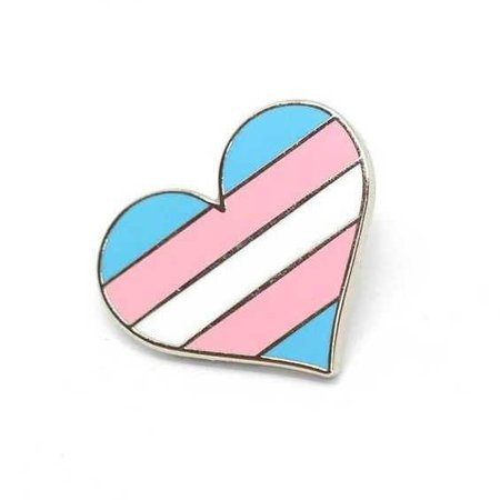 transgender pride pin
