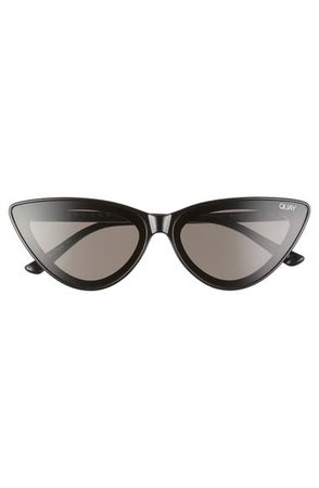 Quay Australia Flex 47mm Cat Eye Sunglasses | Nordstrom
