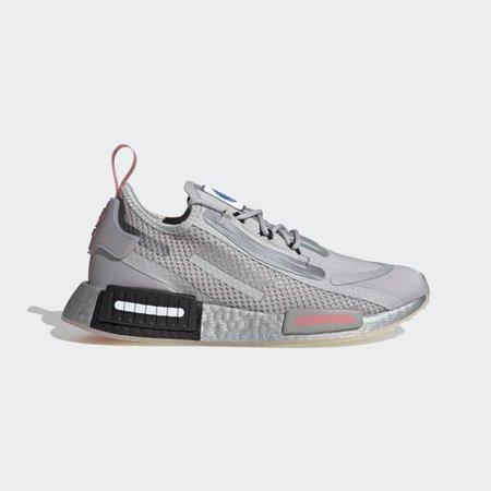 adidas NMD_R1 Spectoo Shoes - Grey   adidas US