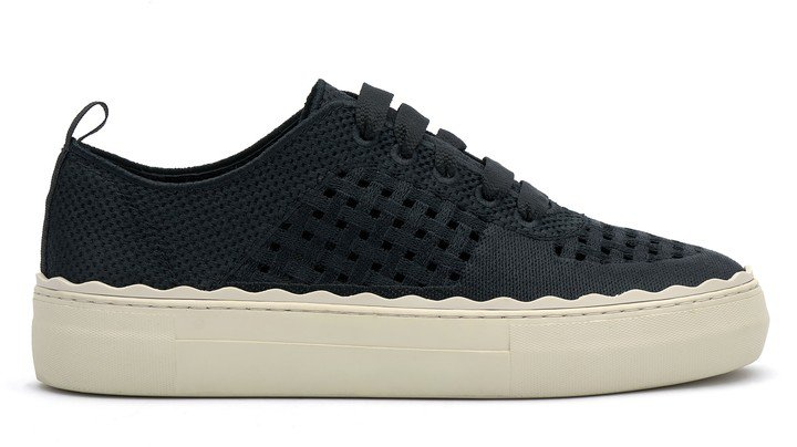 Jamminna Perforated Sneaker