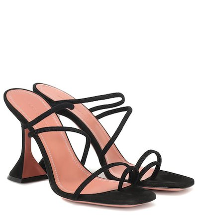 Naima suede sandals