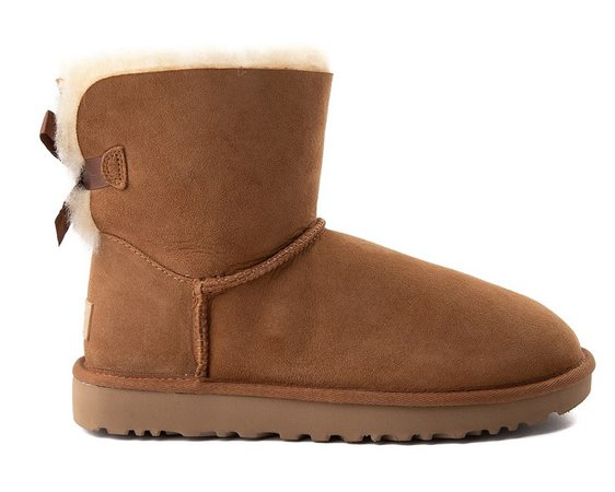 brown bailey bow ugg boots