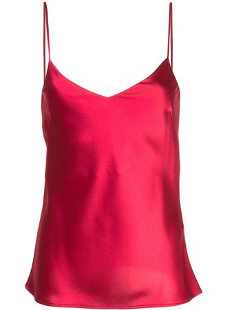 Galvan V-Neck Tank Top