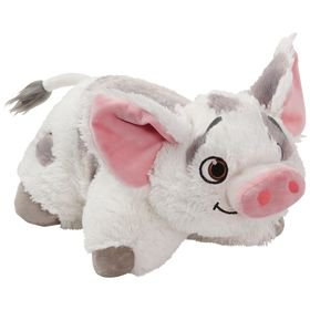 "P'ua Pillow Pet - 16"" Large Folding Plush Pillow"