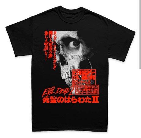 RUCKING FOTTEN T- shirt Evil Dead 2 | Horror Amino