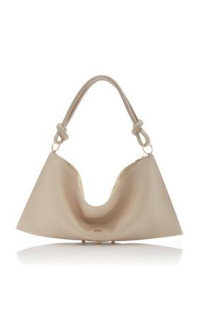 Hera Oversized Leather Shoulder Bag by Cult Gaia   Moda Operandi