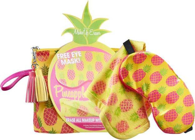 Makeup Eraser - Pineapple Print MakeUp Eraser Makeup Remover Cloth