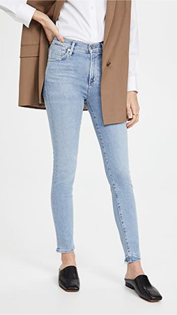 Citizens of Humanity Rocket Ankle Mid Rise Skinny Jeans | SHOPBOP