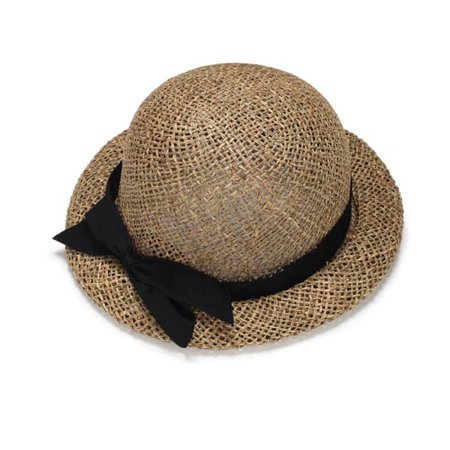Straw Classic Hat | Justine Hats | Wolf & Badger