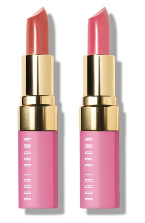 Bobbi Brown Breast Cancer Awareness Full Size Lipstick Duo (USD $58 Value) | Nordstrom