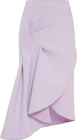 Acler Redwood Lilac Skirt Size: 2