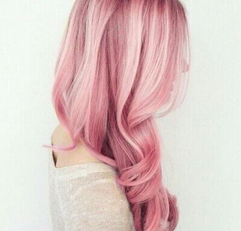10 Beautiful Baby Pink Hairstyles - crazyforus