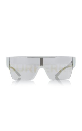 Burberry Square-Frame Acetate Sunglasses
