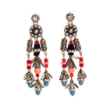 Jamie Earrings – Ellie Hill Fashions - An Opalessie LLC Store