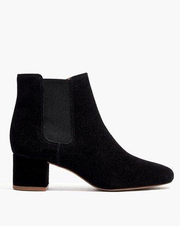 The Walker Chelsea Boot in Suede