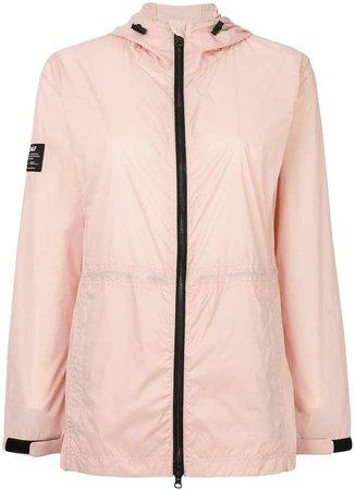 Ecoalf Julia windbreaker coat