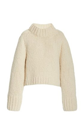 Lima Chunky Cashmere Sweater By Khaite | Moda Operandi