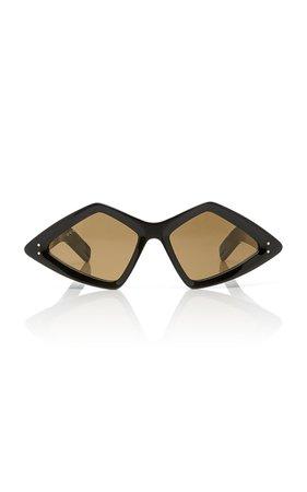 Gucci Cat-Eye Acetate Sunglasses