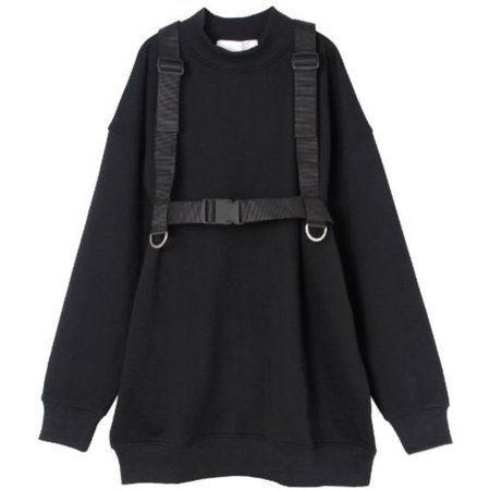 Harness Sweater