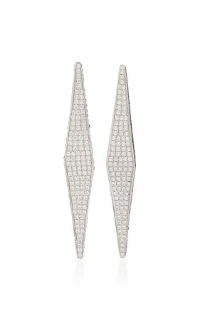 Ralph Masri Modernist Rhomb Earrings