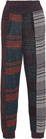Missoni Jacquard-Knit Straight-Leg Pants