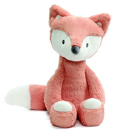 GUND® Baby Toothpick Fox Plush Toy in Orange   Bed Bath & Beyond