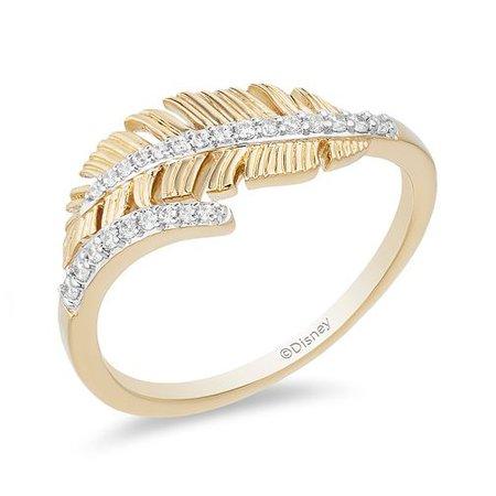 Pocahontas ring