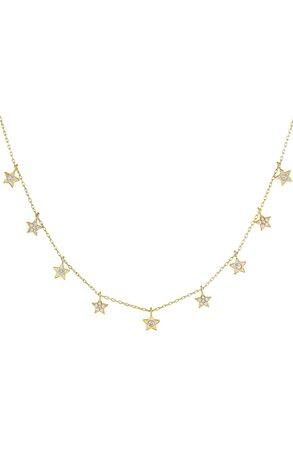 Adina's Jewels Stars Choker | Nordstrom
