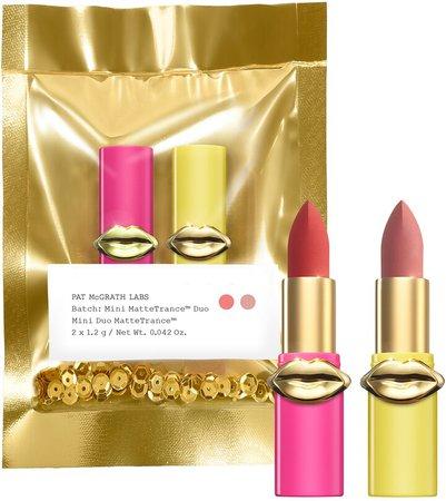 Mini MatteTrance Lipstick Duo