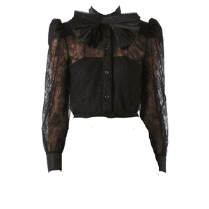 GUCCI TOP LACE PNG