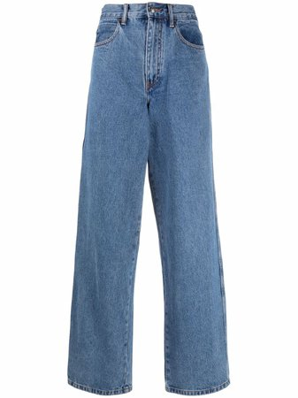 Shop 12 STOREEZ straight-leg jeans with Express Delivery - FARFETCH