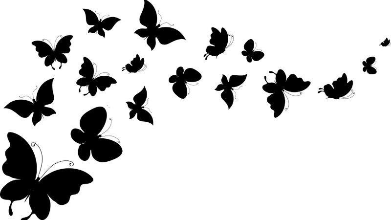 butterflies vector - Buscar con Google