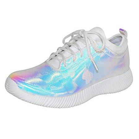 sequins holographic shoes - Google Search