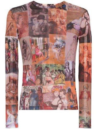 Y/Project t-shirt à Imprimé Graphique - Farfetch