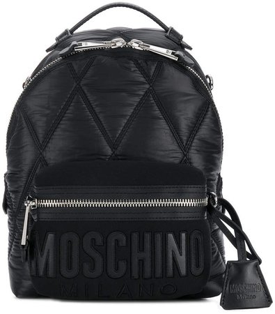 front logo mini backpack