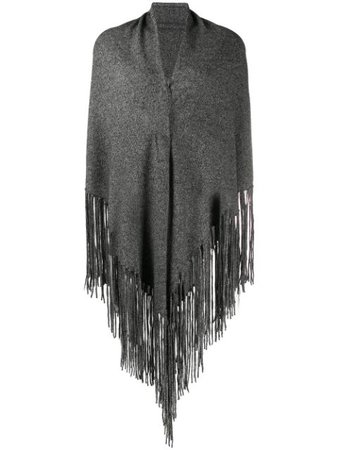 Sofie D'hoore fringed scarf ABBOTTYCASH - Farfetch
