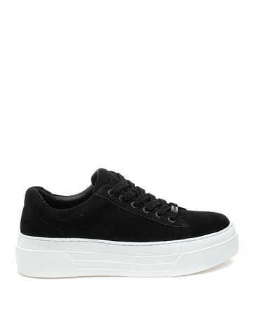 JSlides Aroma Perforated Nubuck Sneakers