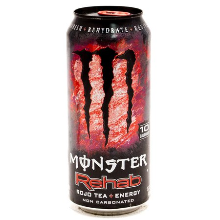 red monster energy drink