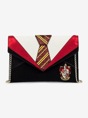 Danielle Nicole Harry Potter Gryffindor Uniform Clutch Red