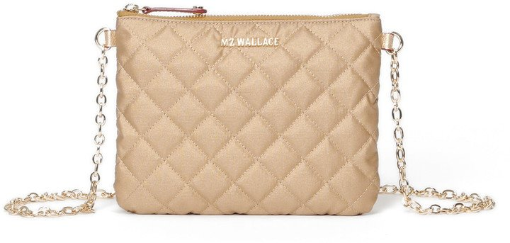 Ruby Quilted Crossbody Bag