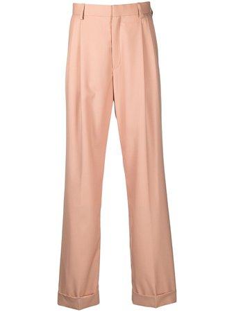 Casablanca straight-leg Tailored Trousers - Farfetch