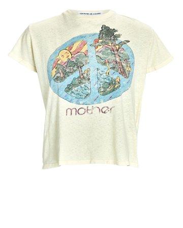MOTHER The Sinful T-Shirt | INTERMIX®