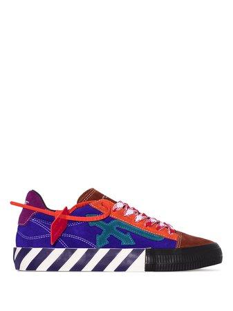 Off-White New Arrow Vulcanised Sneakers - Farfetch