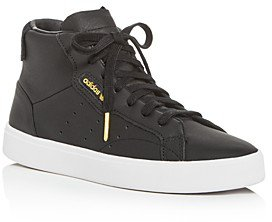 Women's Sleek Mid-Top Sneakers