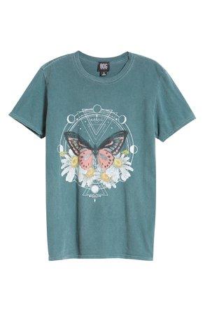 Butterfly Boyfriend Graphic Tee   Nordstrom