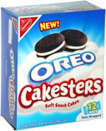 Oreo Cakesters