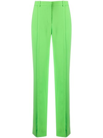 Versace wide-leg trousers