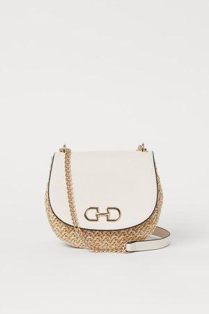 Shoulder Bag - Light beige - Ladies | H&M US