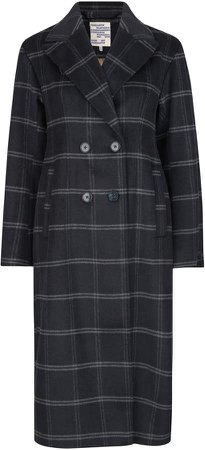 Baum und Pferdgarten Destiny Double-Breasted Wool-Blend Coat