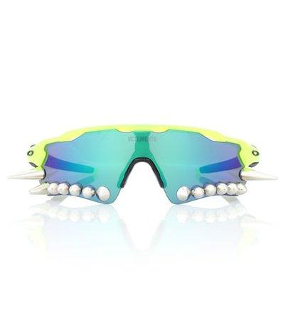 x Oakley Spikes sunglasses